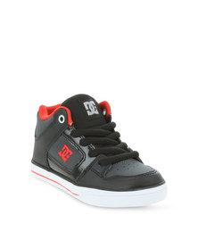 DC Radar Sneakers Black