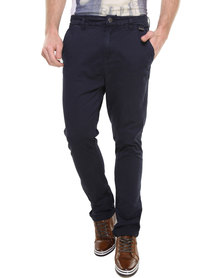 Deacon Blake Chino Pants Navy
