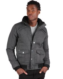 Deacon National Jacket Grey