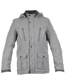 Deacon Gatsby Jacket Grey