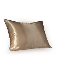 Dear Deer Satin Pillow Case Champagne
