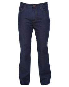 Dickies Anaheim Classic Jeans Blue