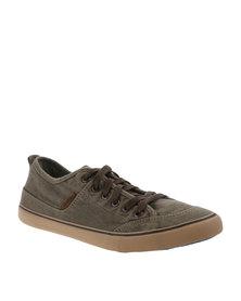 Dickies Elian Sneakers Brown
