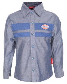 Dickies Chandalay Shirt Grey