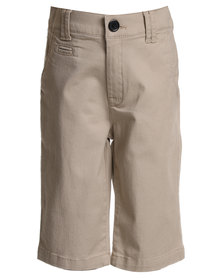 Dickies Joe Guru Bermuda Shorts Beige