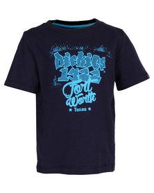 Dickies Graphic Tee 2 Blue