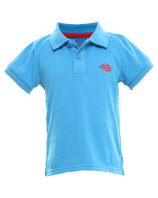 Dickies Tiger Short Sleeve Tee Blue