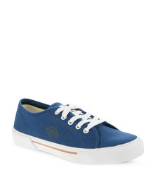Dickies Harley Lace-Up Sneakers Blue