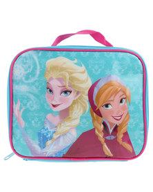 Disney Frozen Lunch Bag Blue