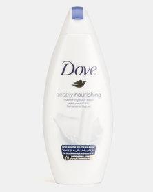 Dove Female Body Wash Deeply Nourishing