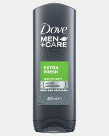 Dove Men Care Body Wash Extra Fresh 400ml