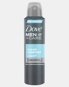 Dove Men Aerosol Clean Comfort