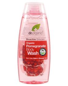 Dr Organic Pomegranate Body Wash