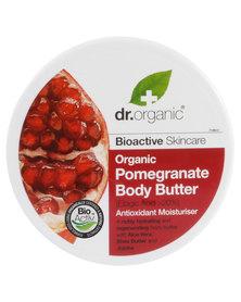 Dr Organic Pomegranate Body Butter