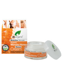 Dr Organic Manuka Honey Rescue Cream