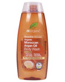 Dr Organic Moroccan Argan Oil Body Wash