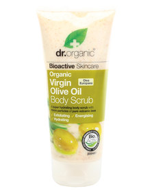 Dr Organic Virgin Olive Oil Body Scrub