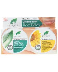 Dr. Organic Aloe Vera and Vitamin E Body Butter