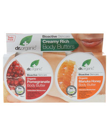 Dr Organic Pomegranate and Manuka Honey Body Butter