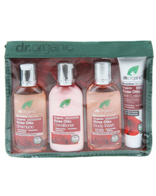 Dr. Organic Rose Otto Travel Pack