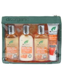 Dr Organic Manuka Honey Travel Pack