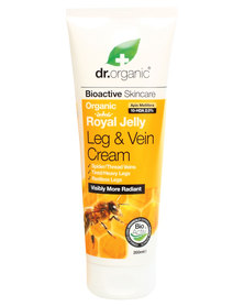 Dr. Organic Royal Jelly Leg & Vein Cream 200ml