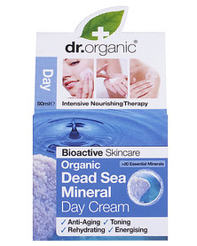 Dr Organic Dead Sea Mineral Day Cream