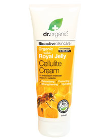 Dr. Organic Royal Jelly Cellulite Cream 200ml