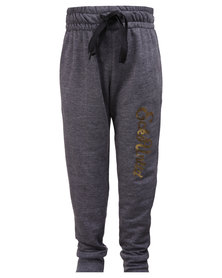 ECKÓ Unltd Core Jogger Pants Grey