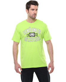 ECKO Unltd Entry Tee Green