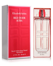 Elizabeth Arden Red Door Aura Eau De Toilette Spray 50ml