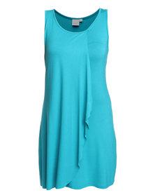 EMPTY Este Dress Jade