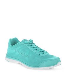Erke Featherlite Shoe Green