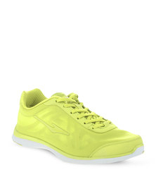 Erke Featherlite Shoe Yellow