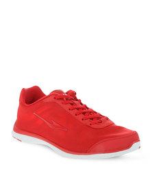 Erke Featherlite Shoe Red