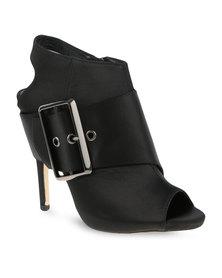 Errol Arendz Nashira Coal High Heels Black