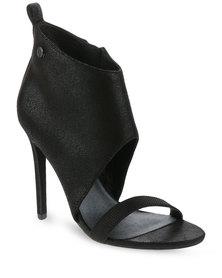 Errol Arendz Auva Coal High Heels Black
