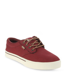 Etnies Jameson Sneakers Burgundy