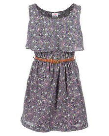 Eve's Sister Daisy Dress Purple