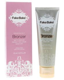 Fake Bake Bronzer Wash Off Instant Tan
