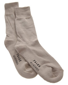 Falke Weekender Cushioned Socks Beige