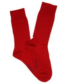 Falke Sensitive Brights Socks Red