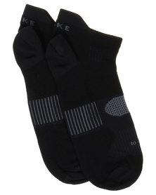 Falke Hidden Dry Socks Black