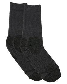 Falke Performance L&R Hiker Socks Grey