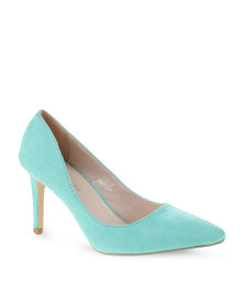 Footwork FW 516114 Heels Green