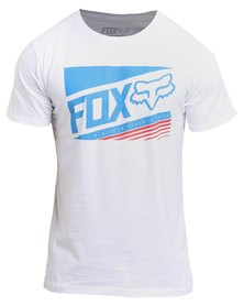 Fox Manifest T-Shirt White
