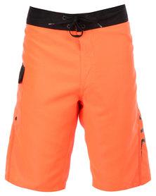 Fox Overhead Boardies Orange