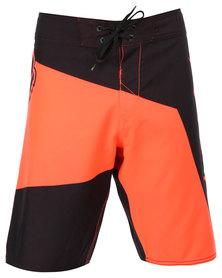 Fox Ridge Boardies Orange