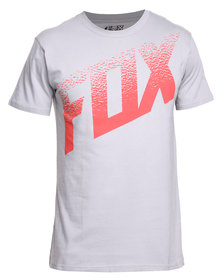 Fox Dirt Alert SS Tee Grey