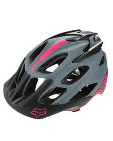 Fox Performance Flux Helmet Pink